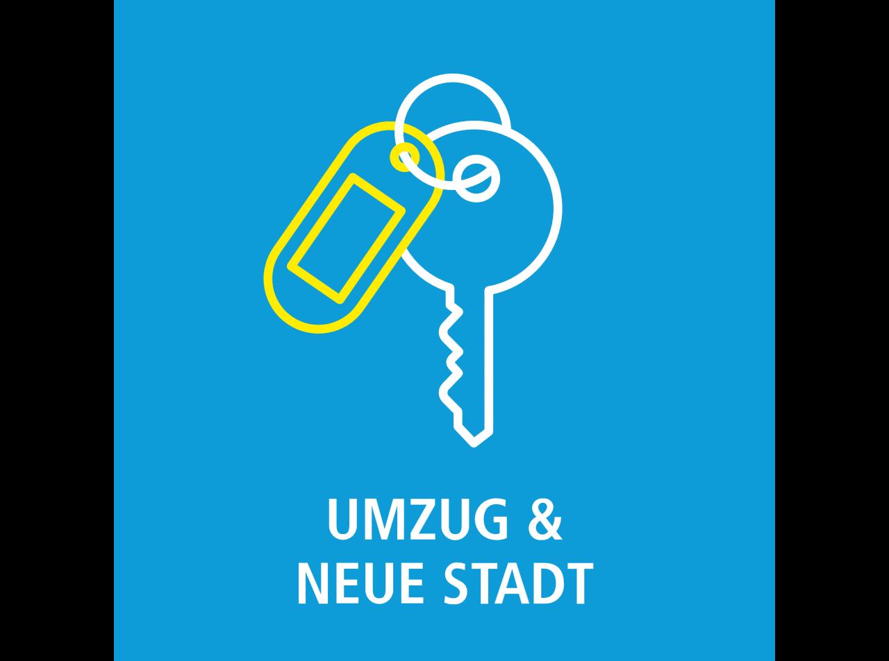 Umzug & Neue Stadt